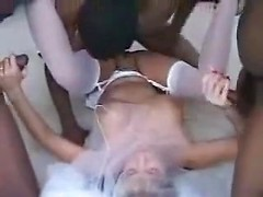 Best porn tube with blacks fuck shared wives and moms showing free porn